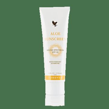 Aloesowy Krem z filtrem UV Aloe Sunscreen
