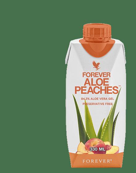Forever Aloe Pêche mini