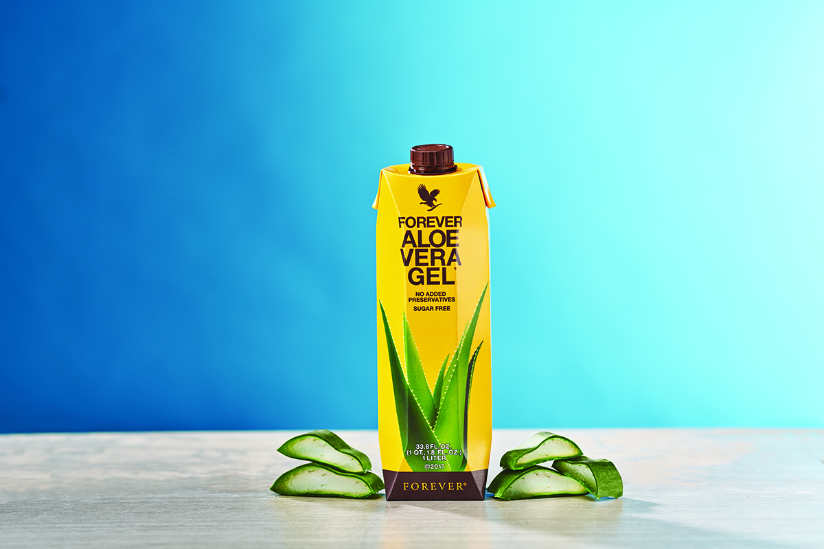 Pulpe d'Aloe Vera à boire Forever
