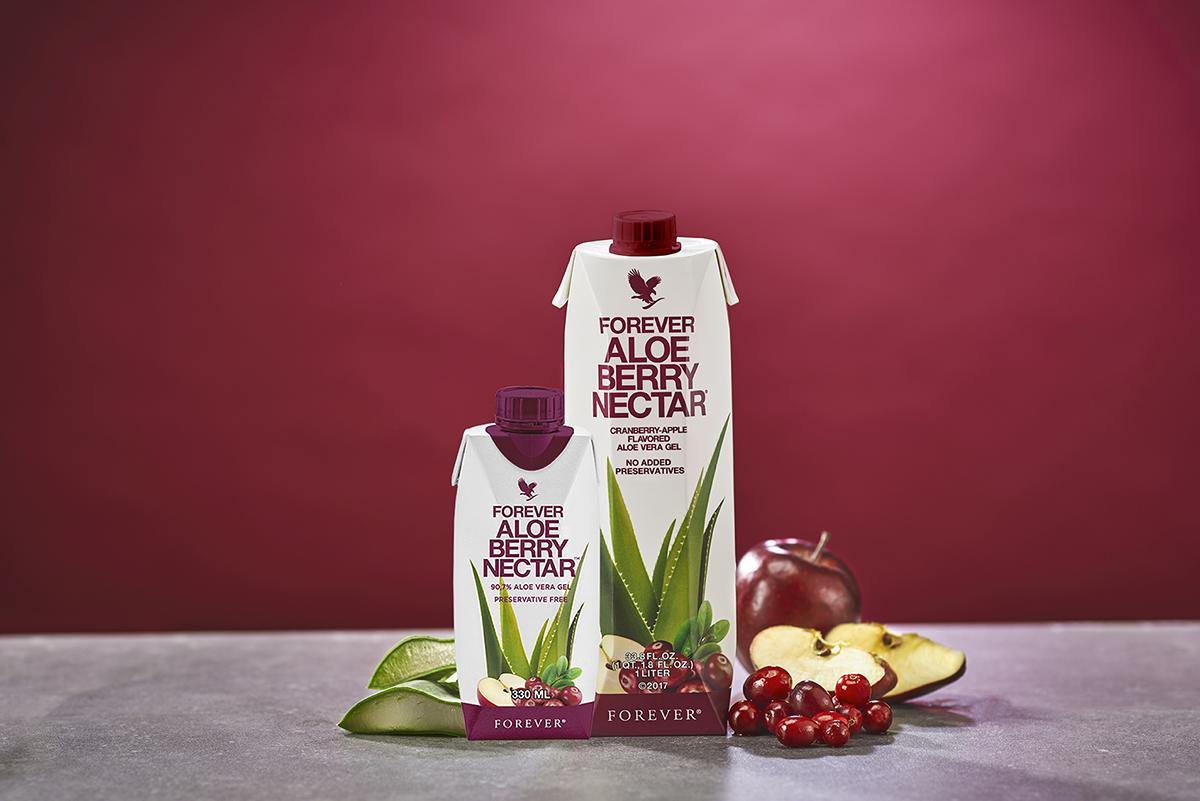 berry nectar packs