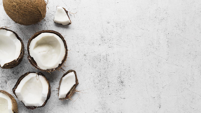 crème de jour huile de coco
