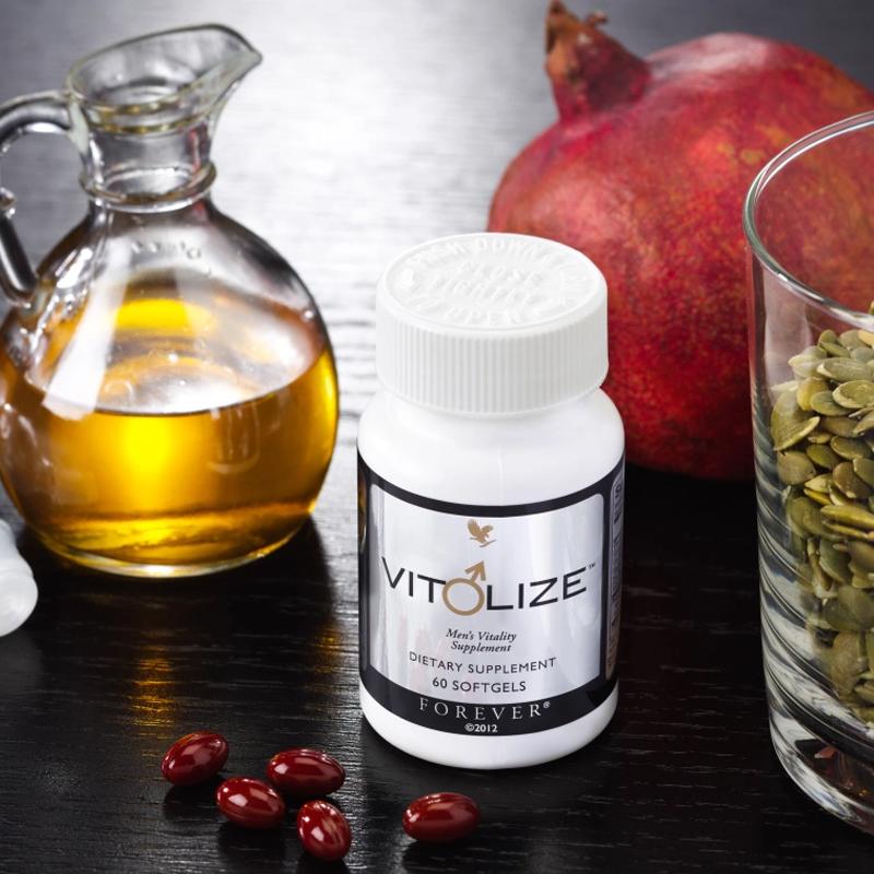 complément alimentaire testostérone Vitolize
