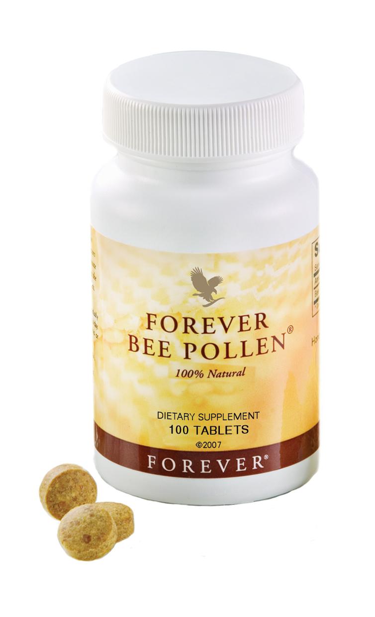 complément alimentaire à base de pollen