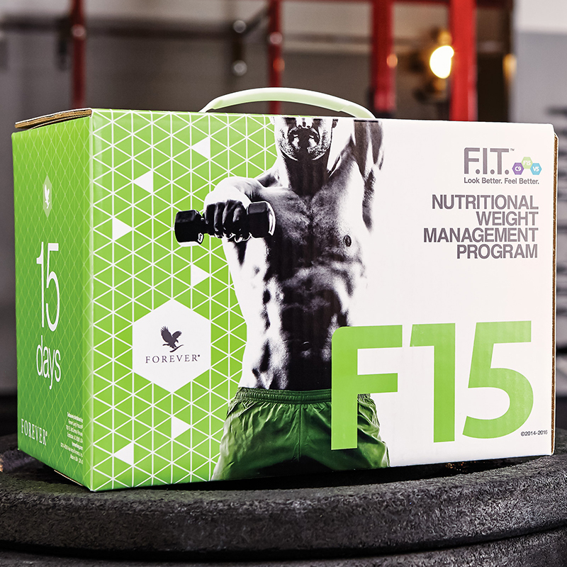 Programme FIT Forever F15