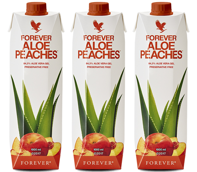 tripack aloe peaches
