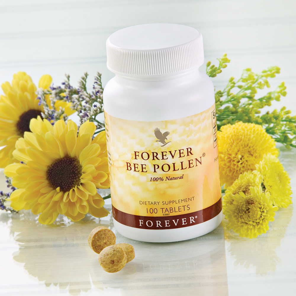 Forever bee pollen complément alimentaire