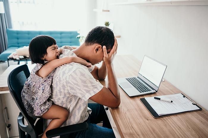 Stress lié aux enfants
