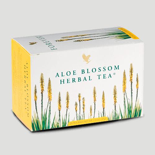 Aloe Herbal Blossom Tea