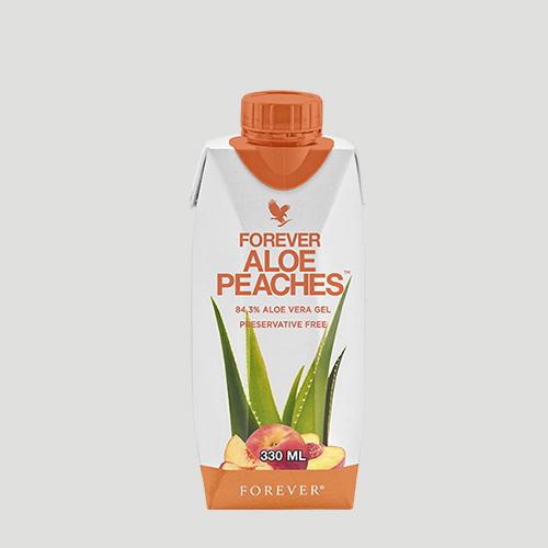 Mini Forever Aloe Peaches