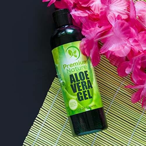 Image result for premium nature aloe vera gel