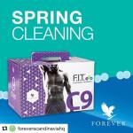 FIT C9 - Forever Living Products