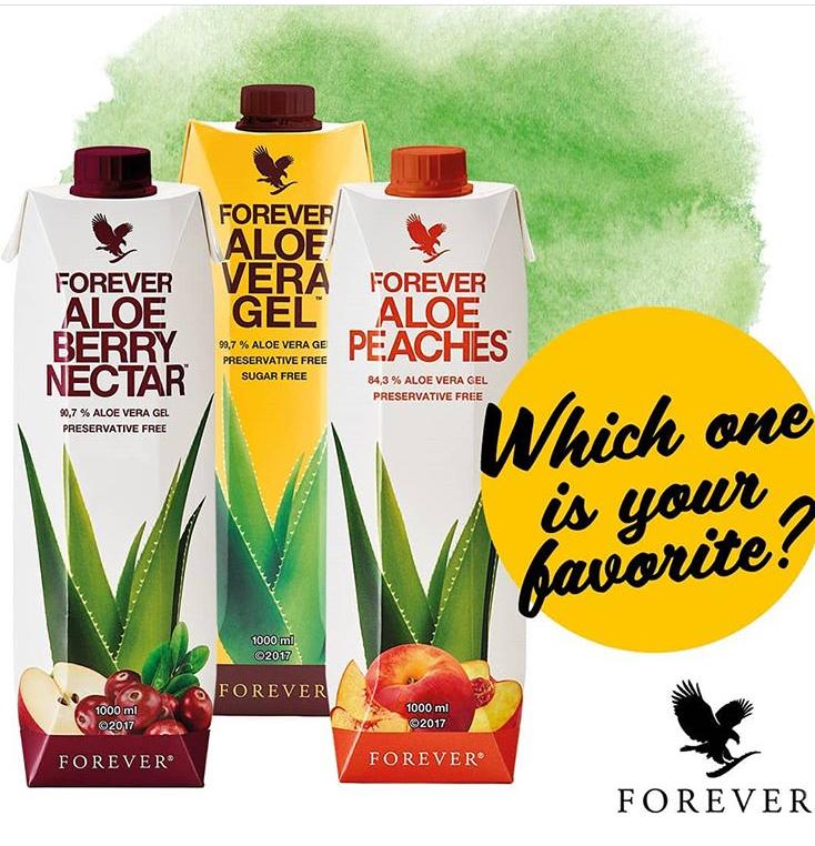 Aloe vera drikke juice