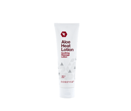 Aloe Heat Lotion fra Forever Living Products