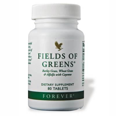 Fields of Greens pakiranje