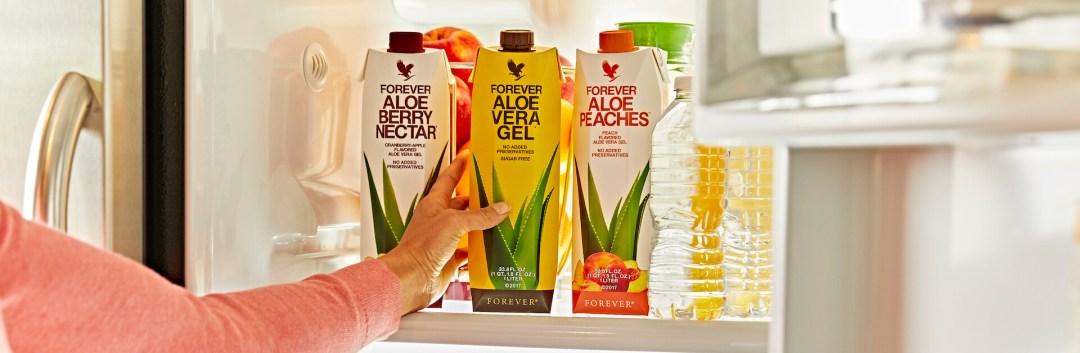 Forever gelovi u hladnjaku 1