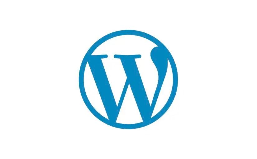 wordpress mark