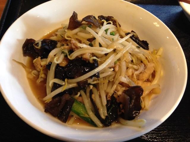 神楽坂ランチ(膳楽房)料理2