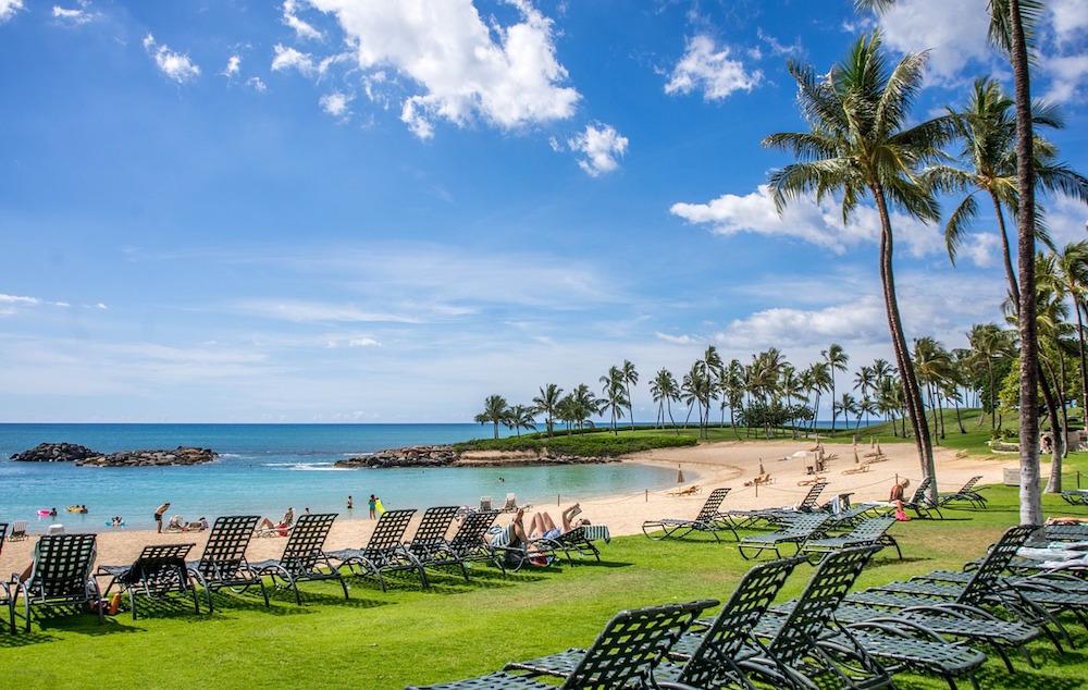 ハワイのコオリナ