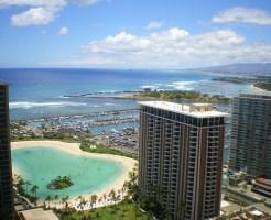 ハワイの高級ホテル