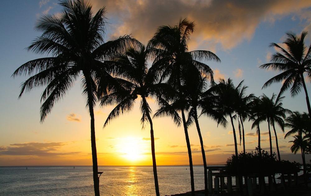 ハワイのホノルル