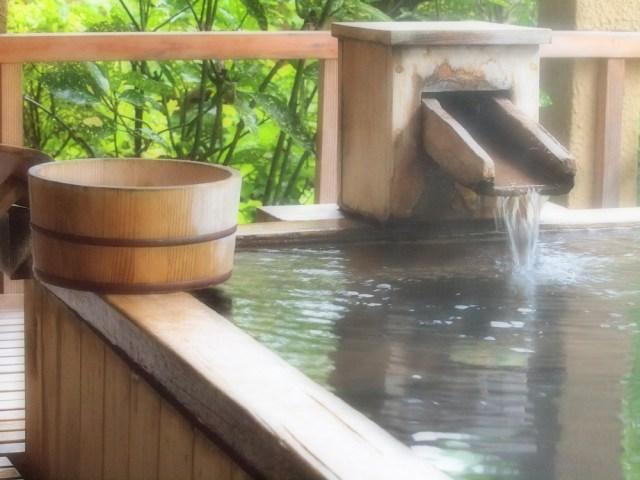 京都の日帰り入浴できる温泉宿(大原温泉イメージ)