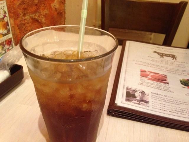 ハワイアンカフェ(原宿のハンバーガー店・ドリンク)
