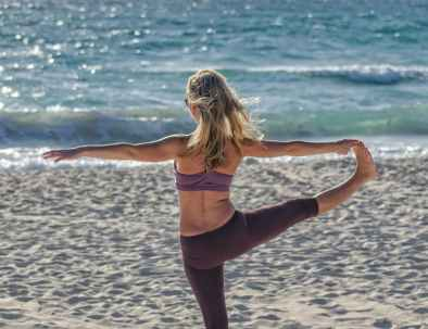surf and yoga retreat in Bali