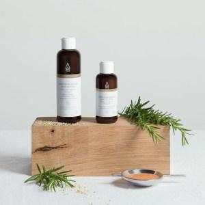 Naturalny szampon bez SLS