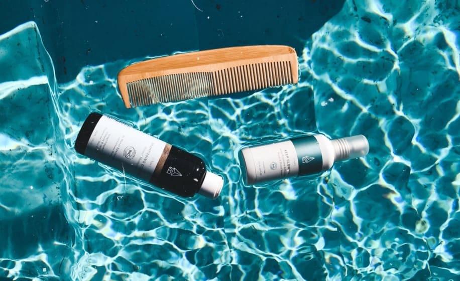 zestaw naturalny szampon plus odżywka