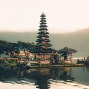 EQ Aloha Care Świeca zapachowa naturalna Bali