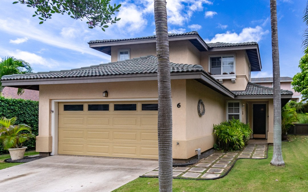 6 Malunawai St., Wailuku, HI 96793 (Sold) $770,000