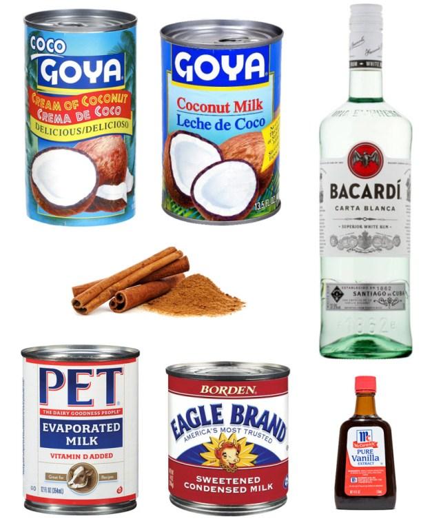 Holiday Coquito: Puerto Rican Coconut Nog  Aloha Lovely