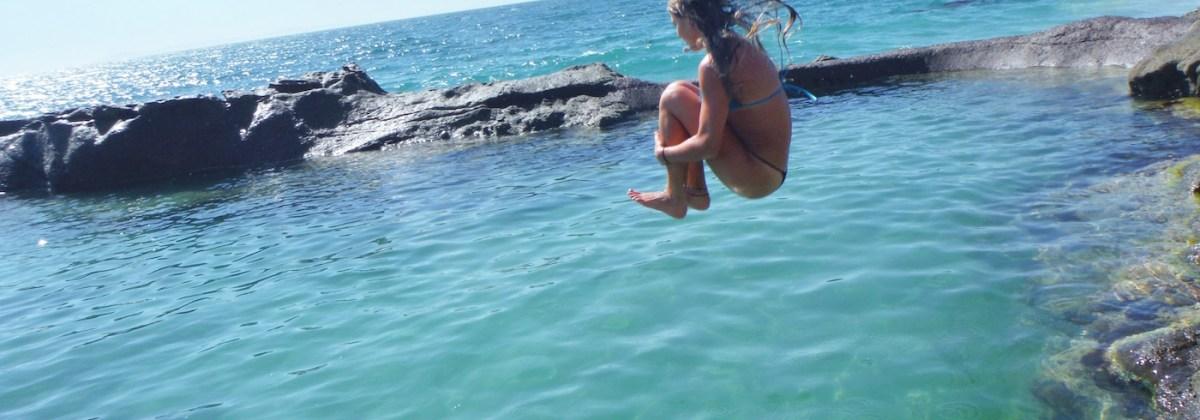 1000 Steps Beach Day // Laguna: Part 2
