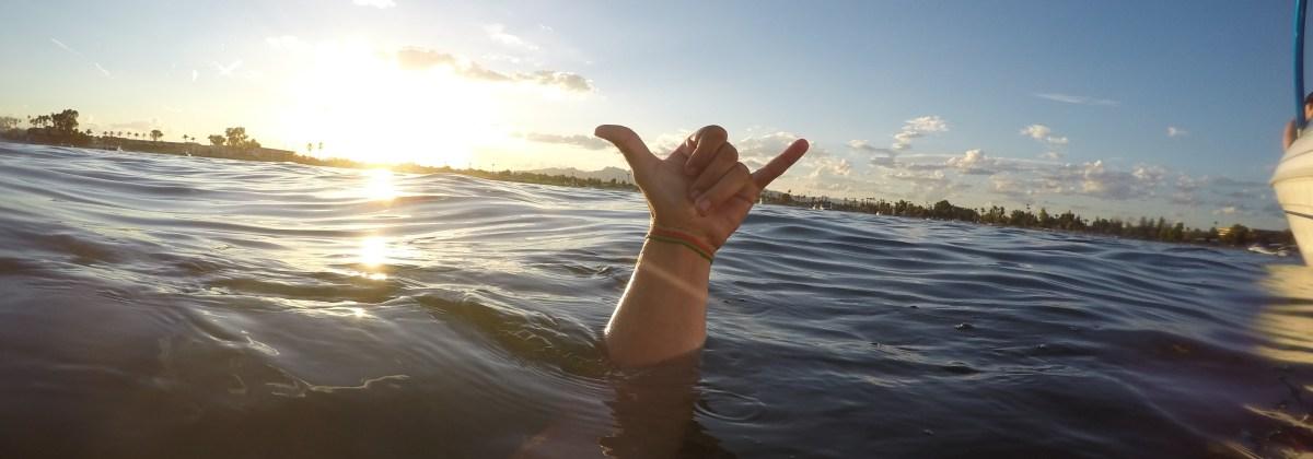 End of Summer // Lake Havasu