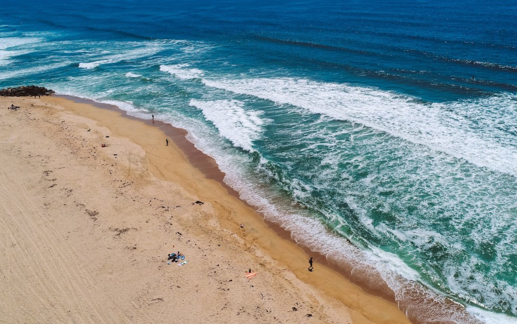 drone photography huntington beach