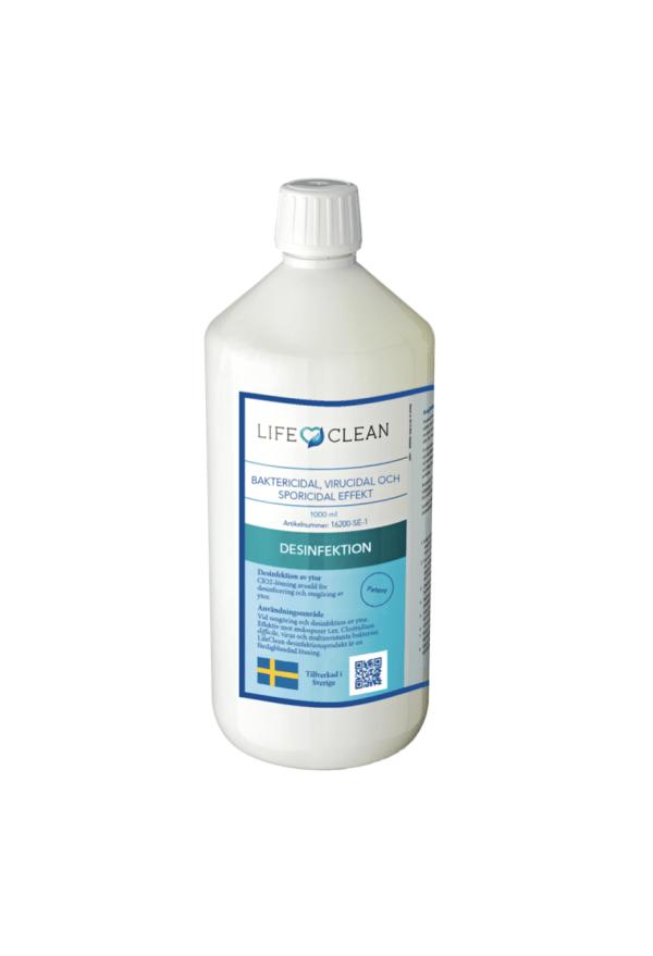 Lifeclean 1000ml spray