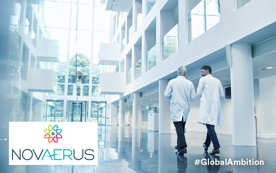 Novaerus空氣淨化系統是對付冠狀病毒戰爭中的可能武器