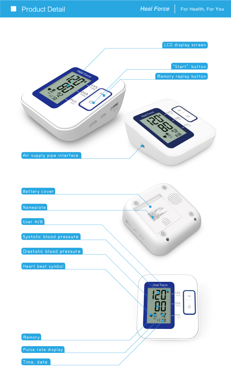 Blood pressure monitor_7