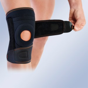 7119 short wrap around knee brace
