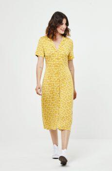 vestido camisero palmerita