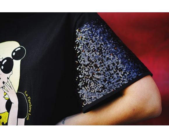 camista unica edicion luxury la pantera lola