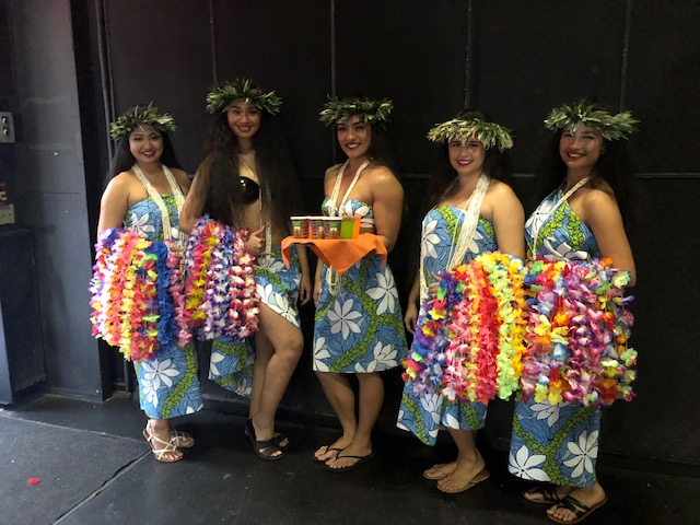 luau party catering central florida food drinks