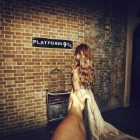 Platform-9-3-4-at-Kings-Cross-Station-Londres