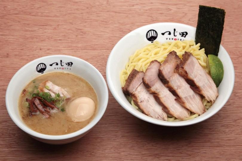 ハワイで本格つけ麺「つじ田」がオープン!