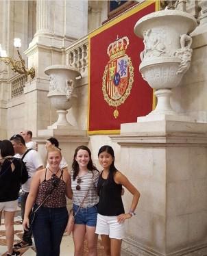 Madrid: El palacio real