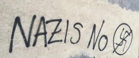 Toledo: No nazis