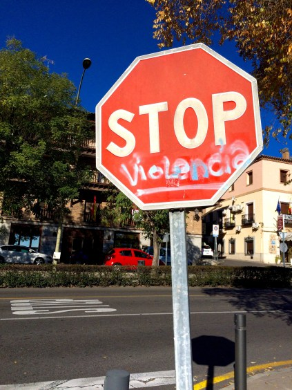 Toledo: Stop violence
