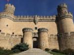 Manzanares el Real: The New Castle