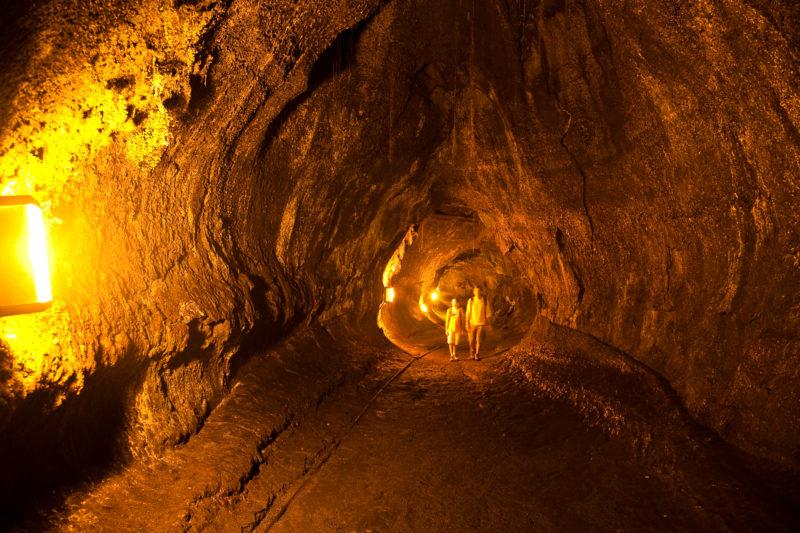 Big Island Lava Tube