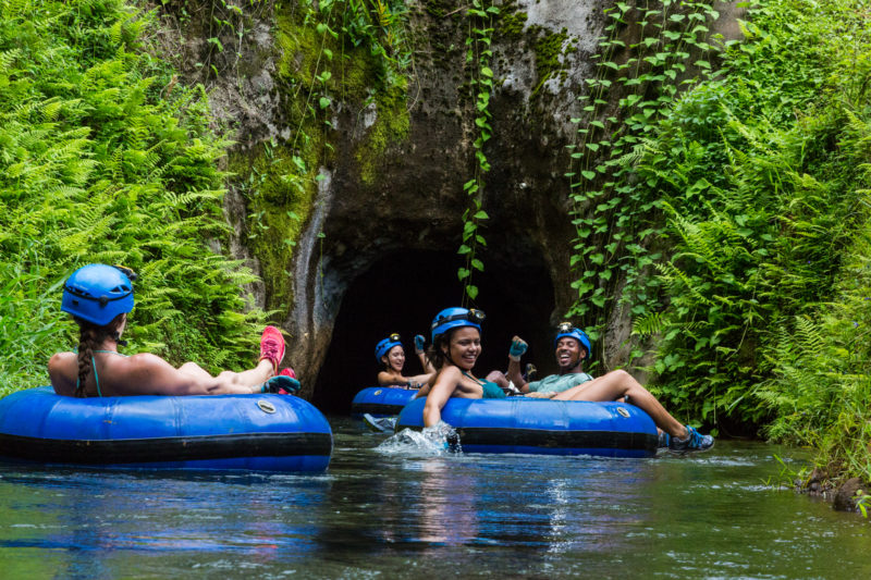 Kauai tubing